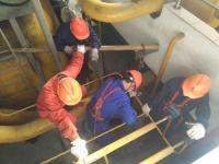 調速主油箱管路改造